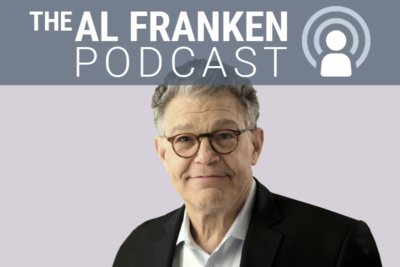 Al Franken Has A Podcast