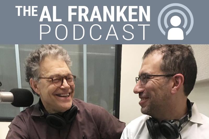 Al Franken and Andy Slavitt