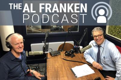 Renaissance Man Bob Kerrey Talks to Man Al Franken