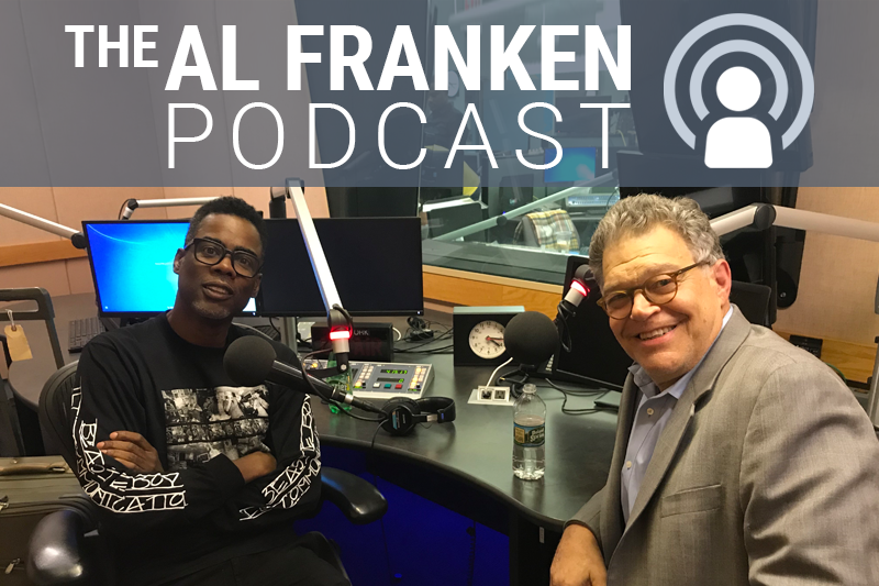 Chris Rock and Al Franken