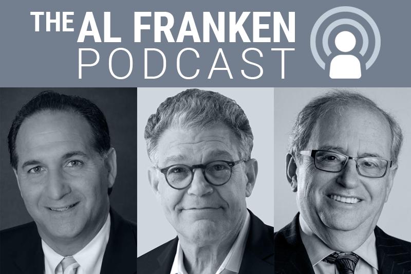 Judge Leifman, Al Franken, Norm Ornstein