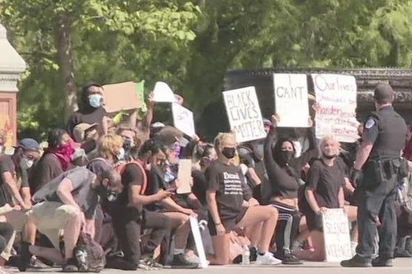 Floyd Protest